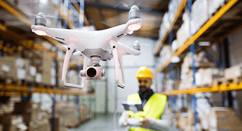 Drone In Logistics Industry