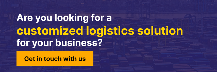 Are you looking for a customized logistics solution for your business?