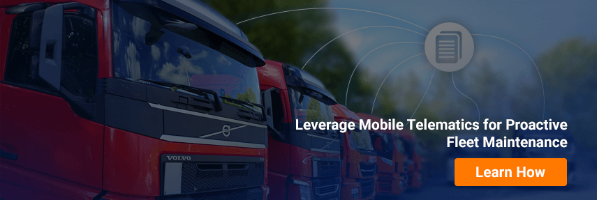 Mobile Technology For Fleet Maintenance