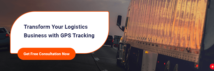 Transform Your Logistics Business With GPS Tracking