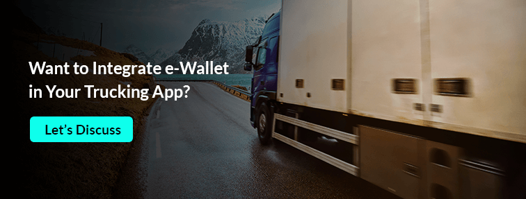 Integrate an e-wallet
