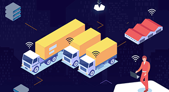 How IoT and Blockchain Tech are Revolutionizing the Logistics Industry