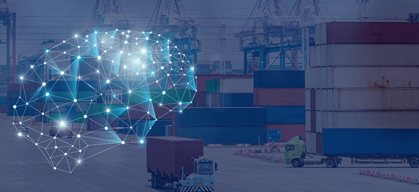 Impact of AI on Global Logistics and Supply Chain Management