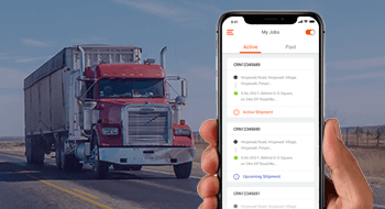 How can Load-Matching Technology Transform the Way Truck Drivers Find Work