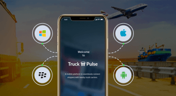 Which Technologies Power Logistics App Development