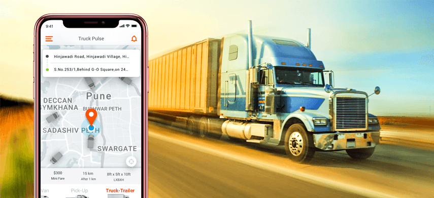 Importance of Logistics Apps in Trucking Industry