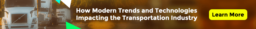 Modern Trends Of Trucking Industry