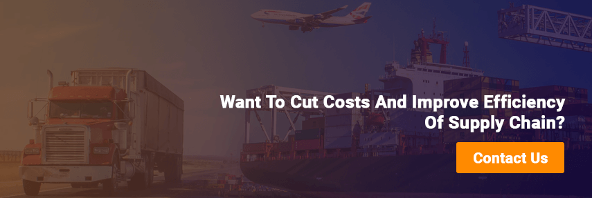 Want To Cut Costs And Improve Efficiency Of Supply Chain? Contact Us